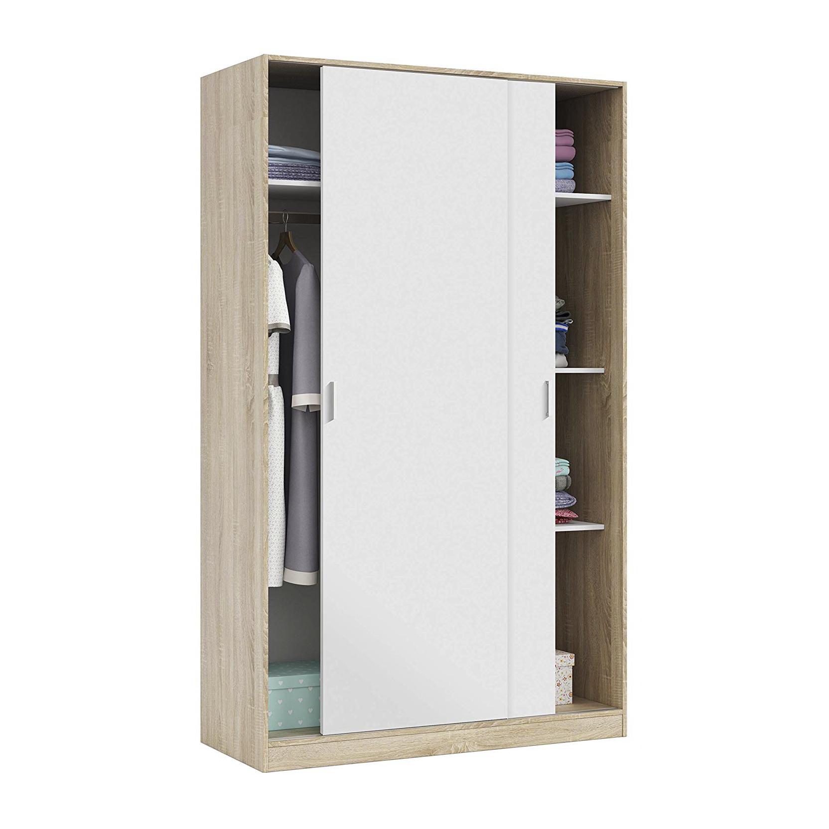 Kit armadio due ante scorrevoli – DELAIT – Design Light Decor