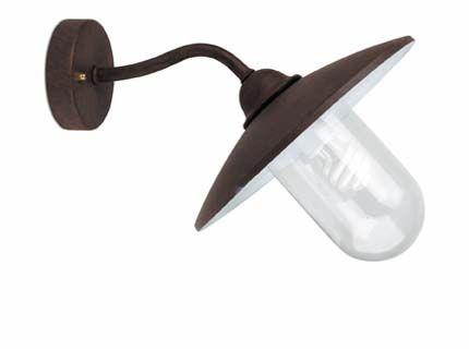 Wally-2 lampada da parete